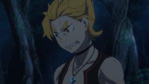 Re Zero S2 10 Garfiel Smile