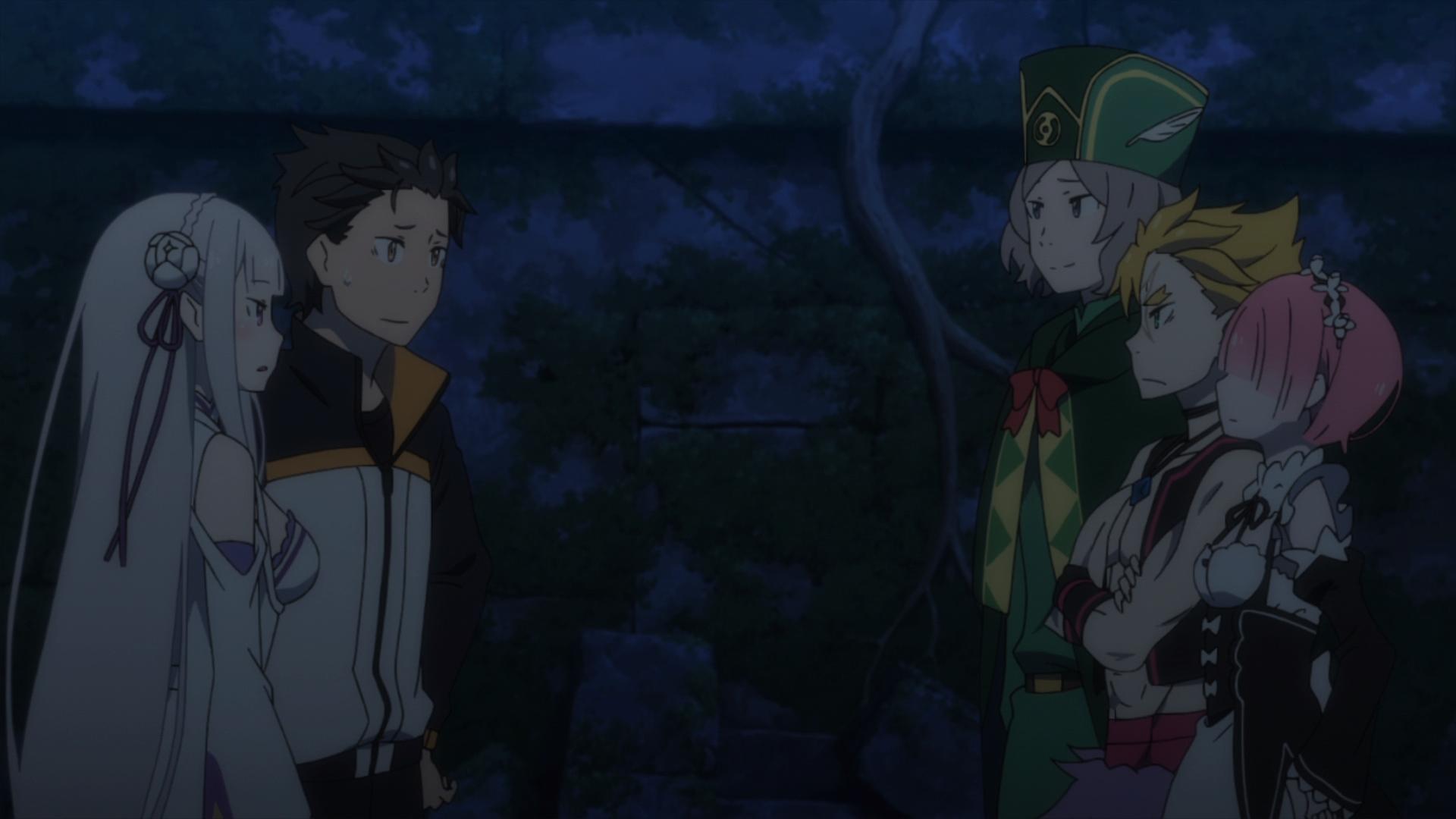 Re Zero S2 Episode 10