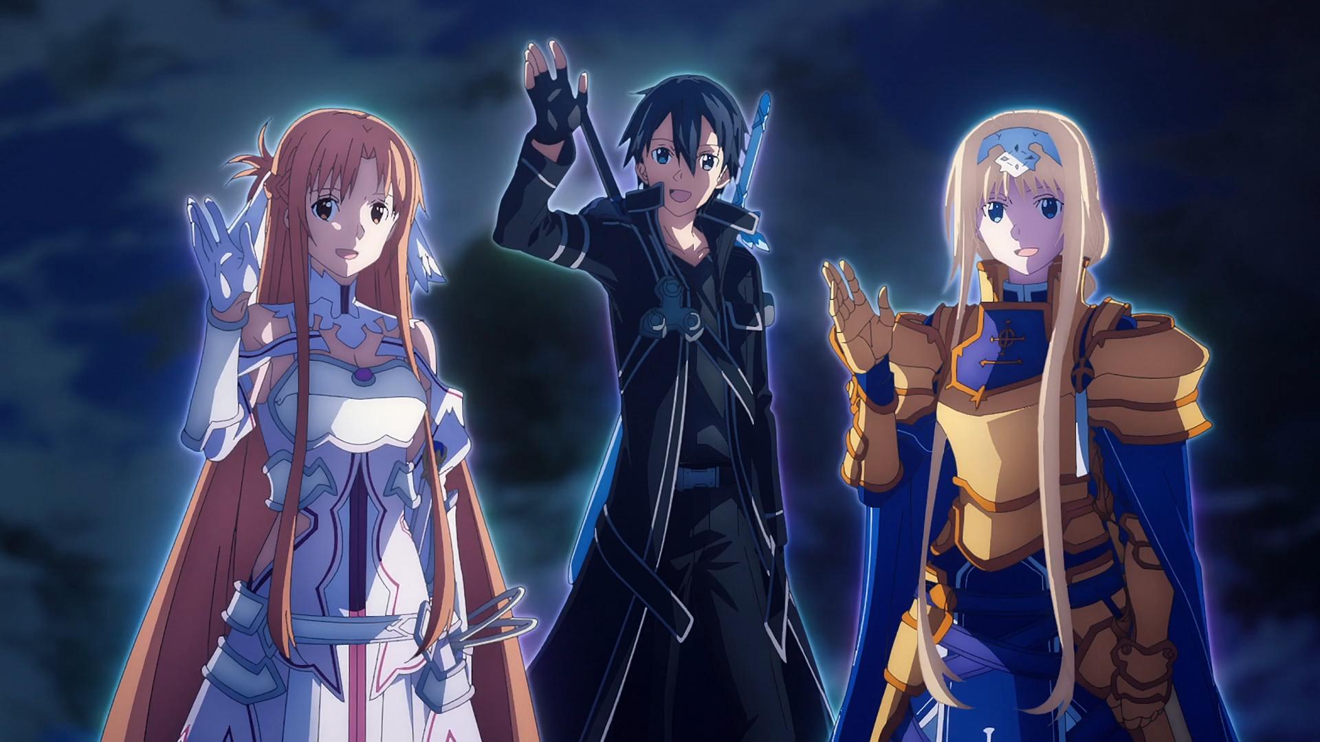 Avis – Sword Art Online : Alicization – War of Underworld Part 2