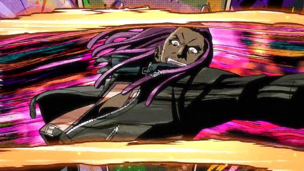 Akudama Drive Fighter