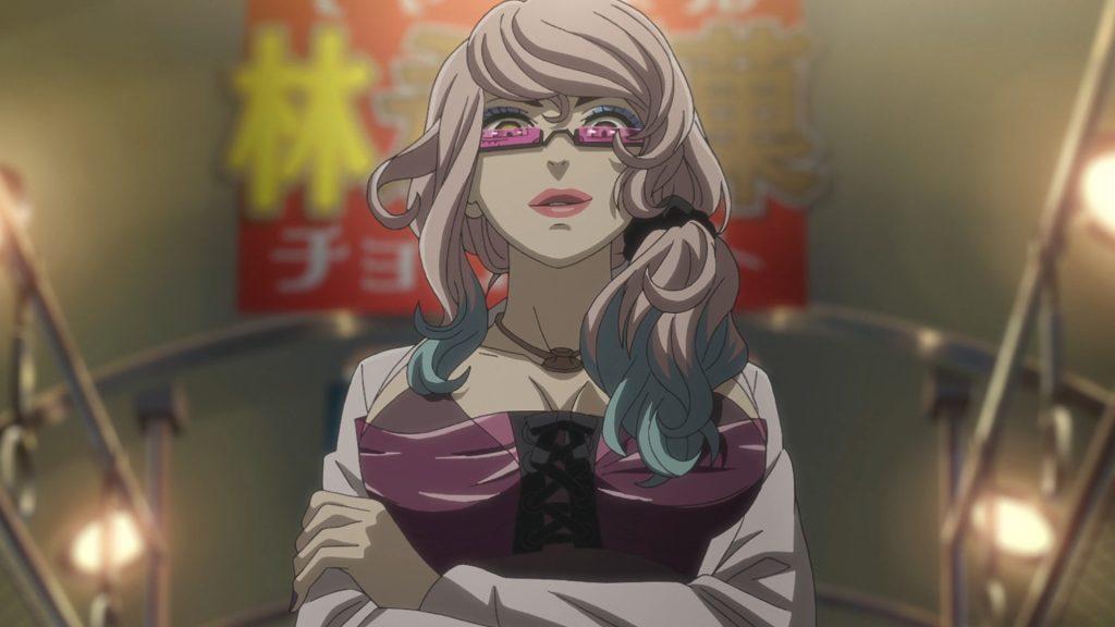 Akudama Drive anime Doctor