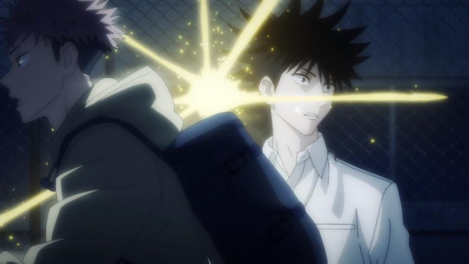 Jujutsu Kaisen episode 01