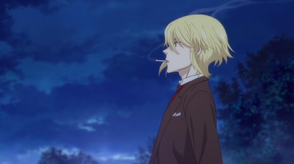 Yuukoku no Moriarty Moriarty anime