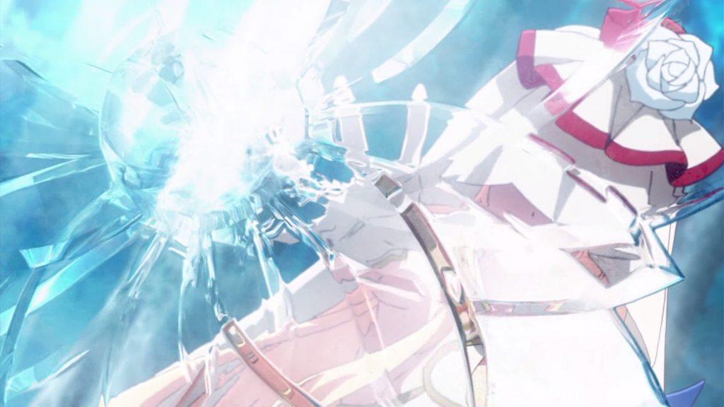 Our Last Crusade KimiSen KimiBoku Aliceliese ice flower