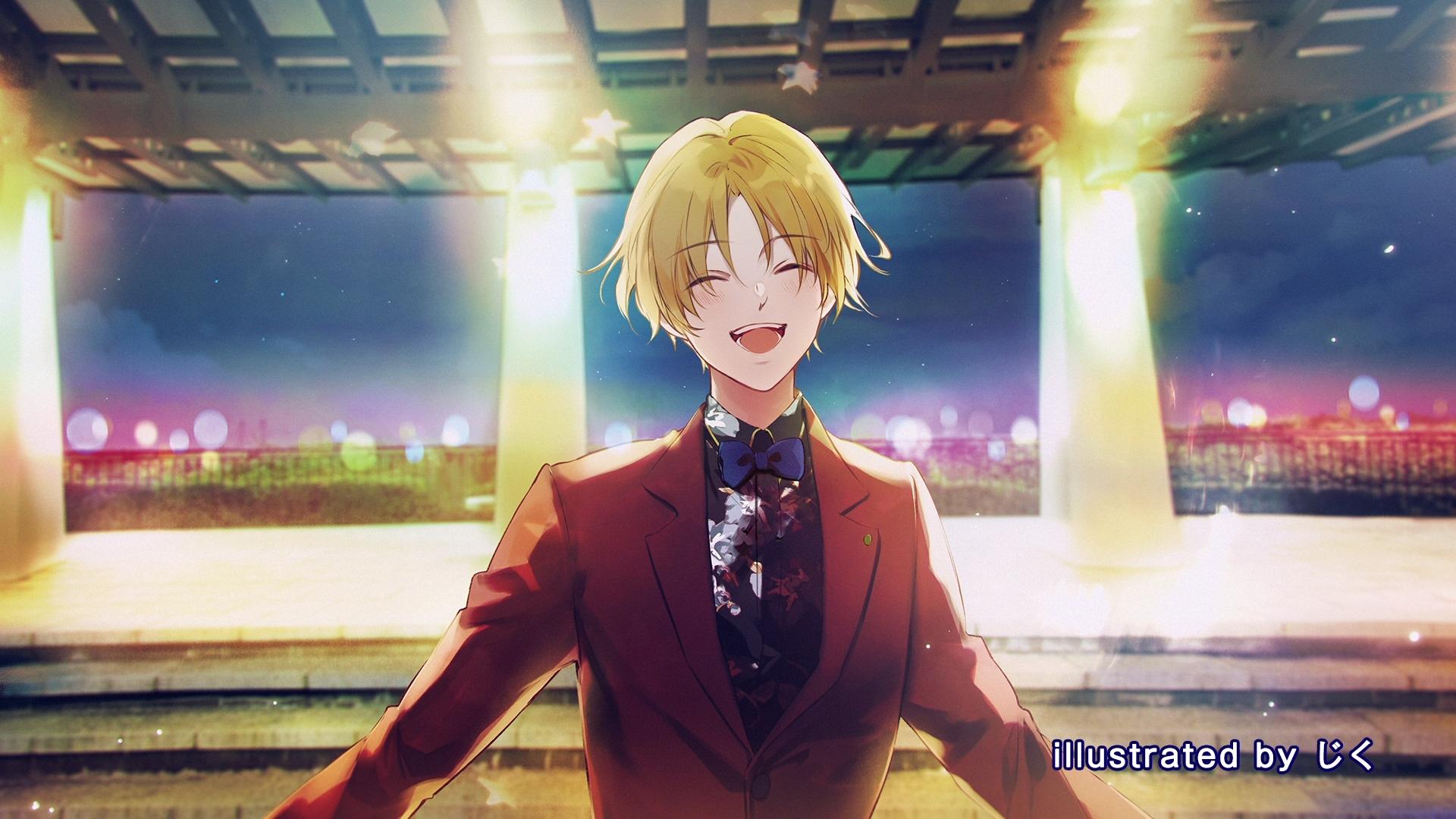 Tsukiuta. The Animation 2 Episode 01 Endcard