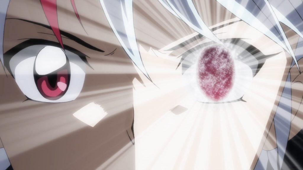 Yashahime Towa eye pearl