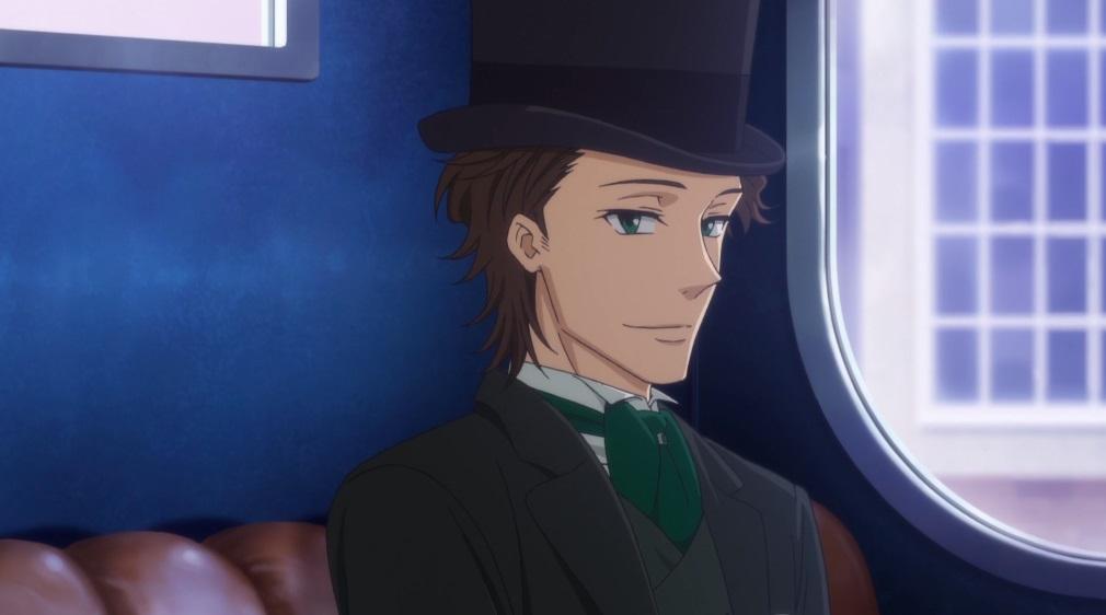 Yuukoku no Moriarty Albert