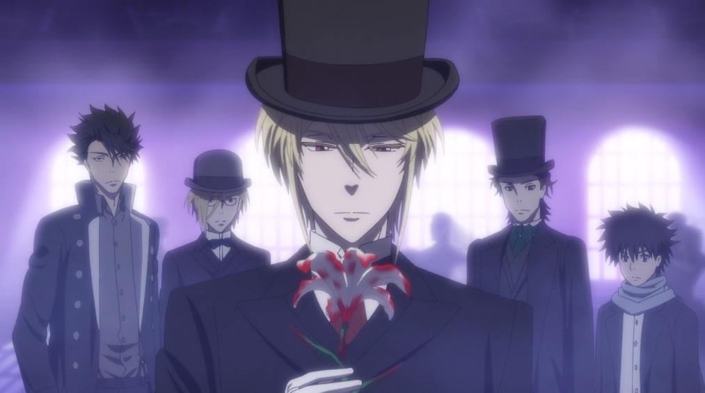 Yuukoku no Moriarty Blood
