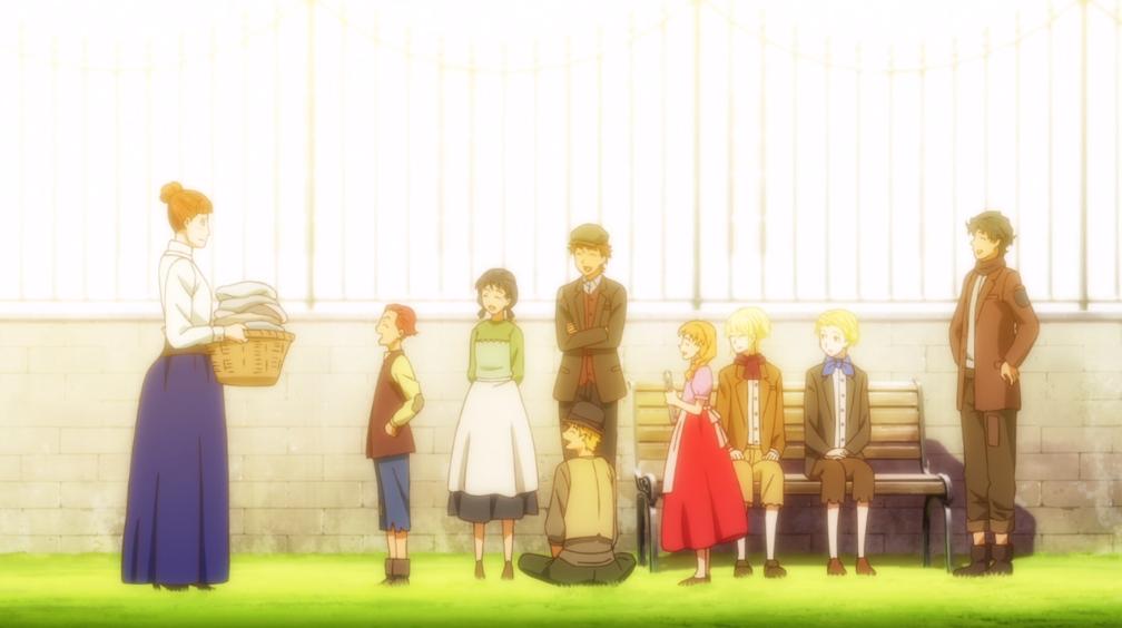 Yuukoku no Moriarty Episode 02 past