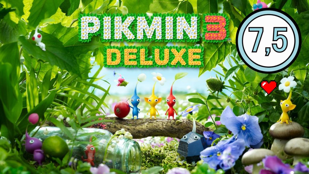 Pikmin 3 Deluxe test