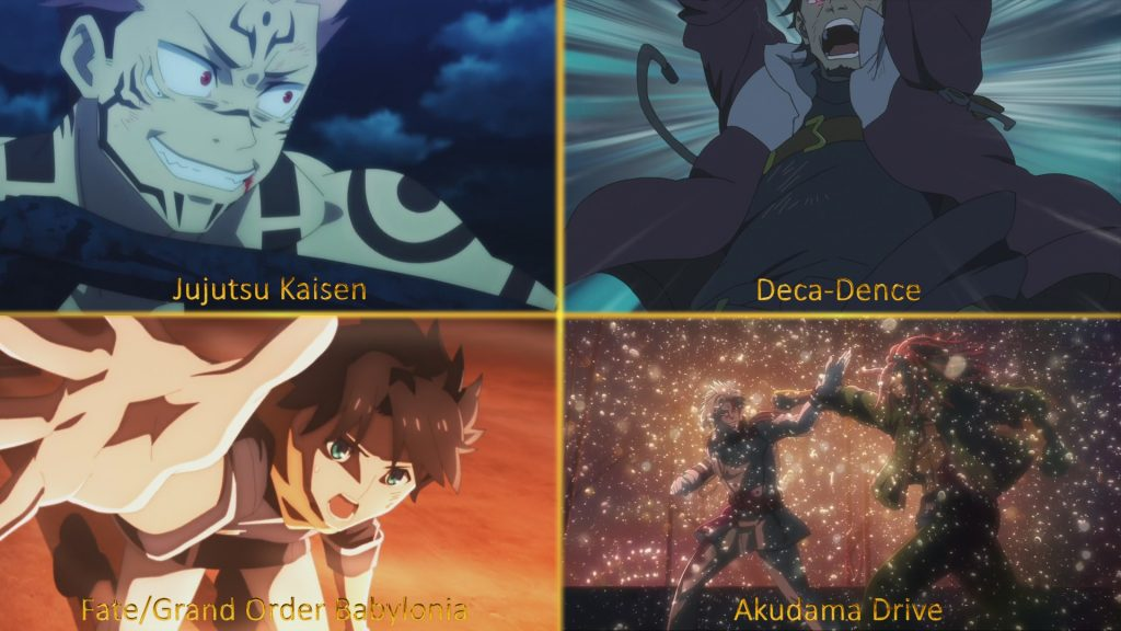 Best Action Anime 2020 3