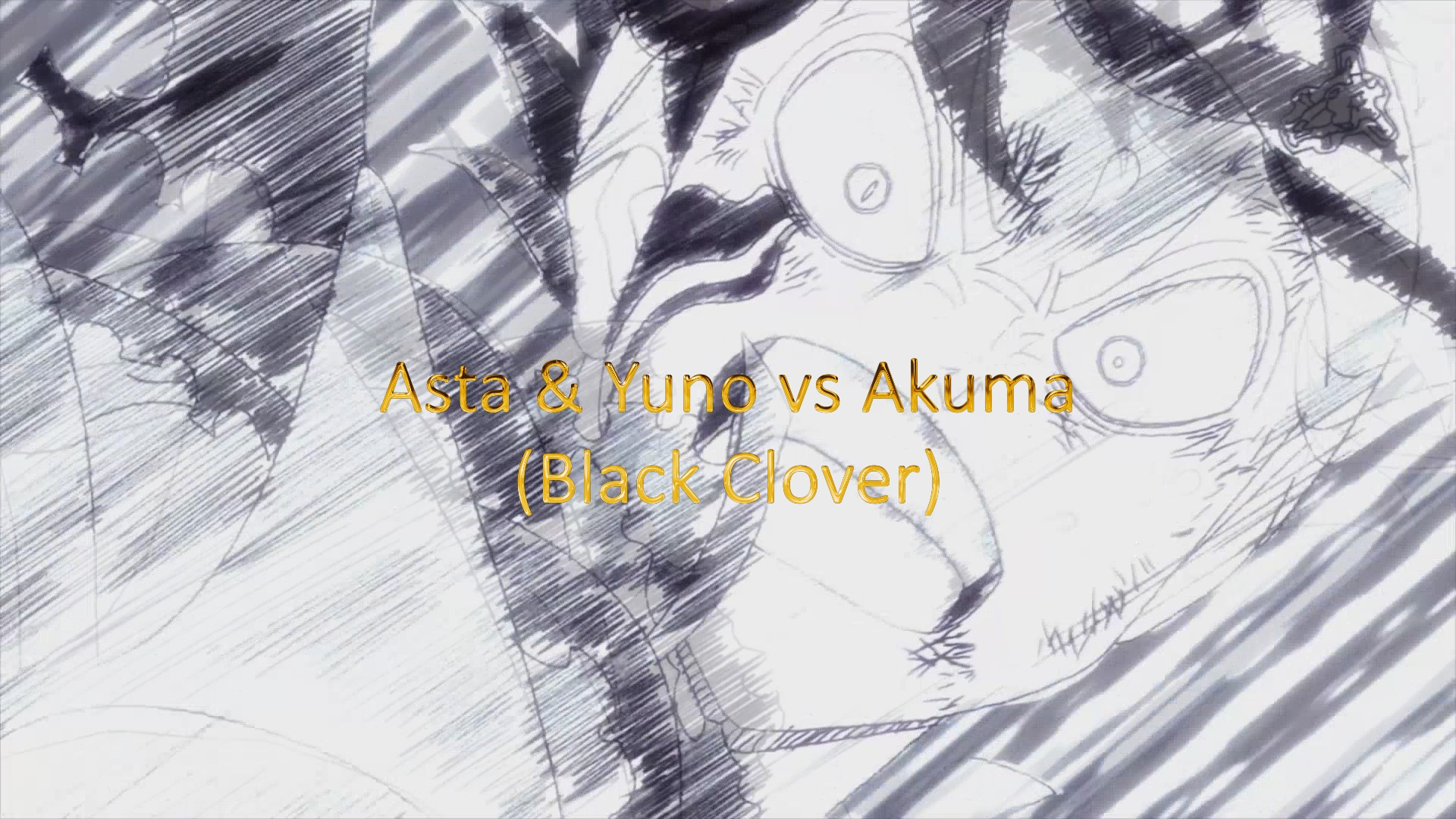 Best Fights Anime 2020 Black Clover
