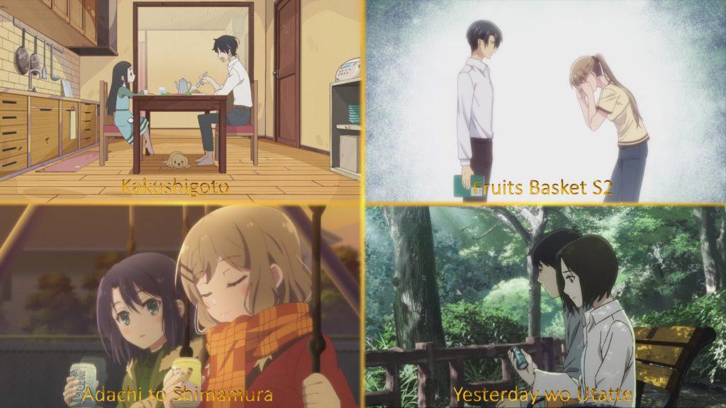 Best Slice of Life Anime 2020