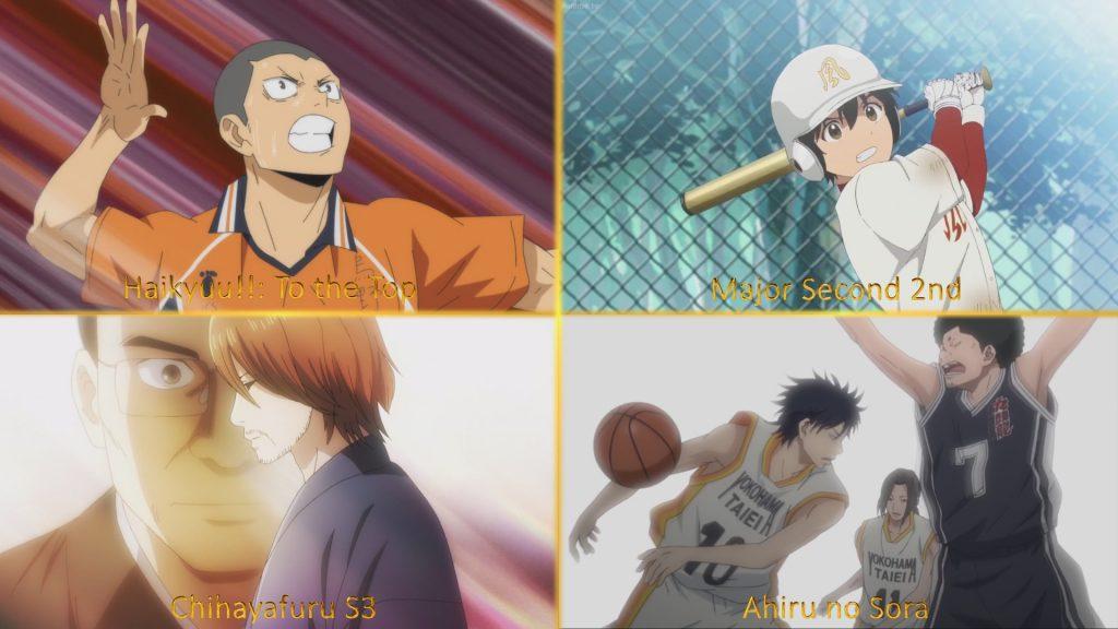 Best Sport Anime 2020