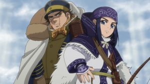 Avis – Golden Kamuy S3