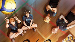 Premières Impressions – 2.43 Seiin Koukou Danshi Volley-bu