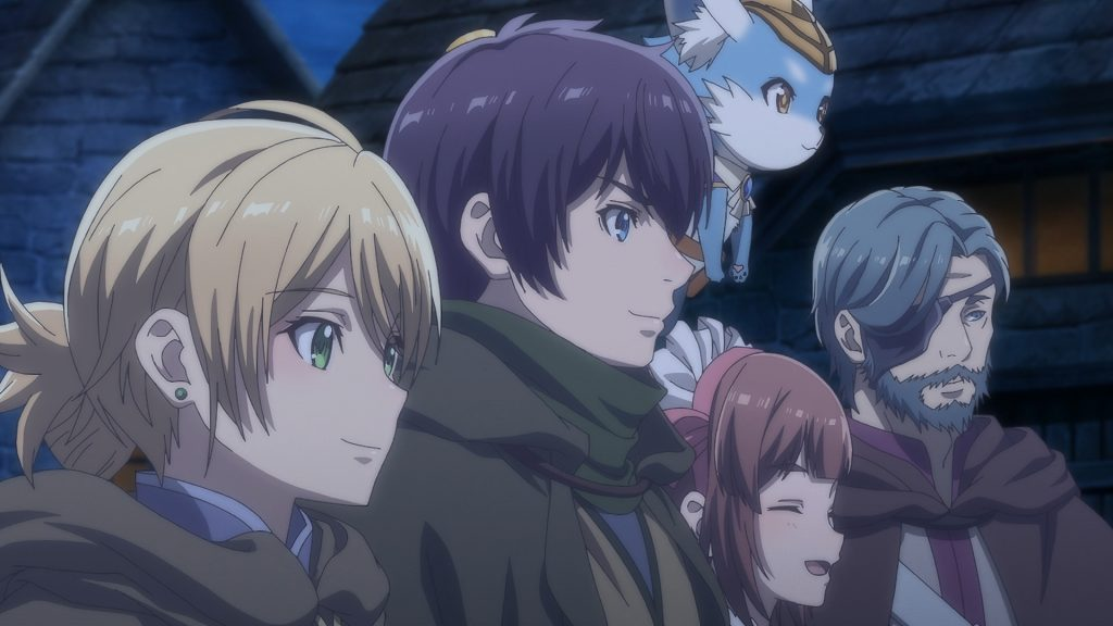 Hortensia Saga Anime