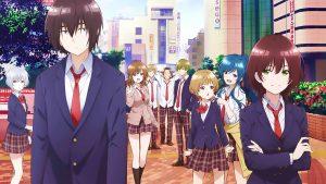 Premières Impressions – Jaku-Chara Tomozaki-kun