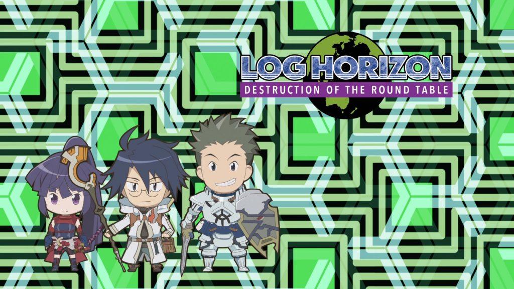 Log Horizon Entaku Houkai Episode 01 Eyecatch