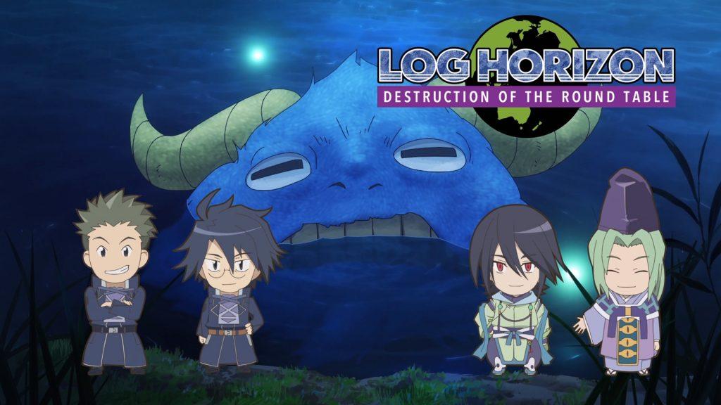 Log Horizon Entaku Houkai Episode 03 Eyecatch