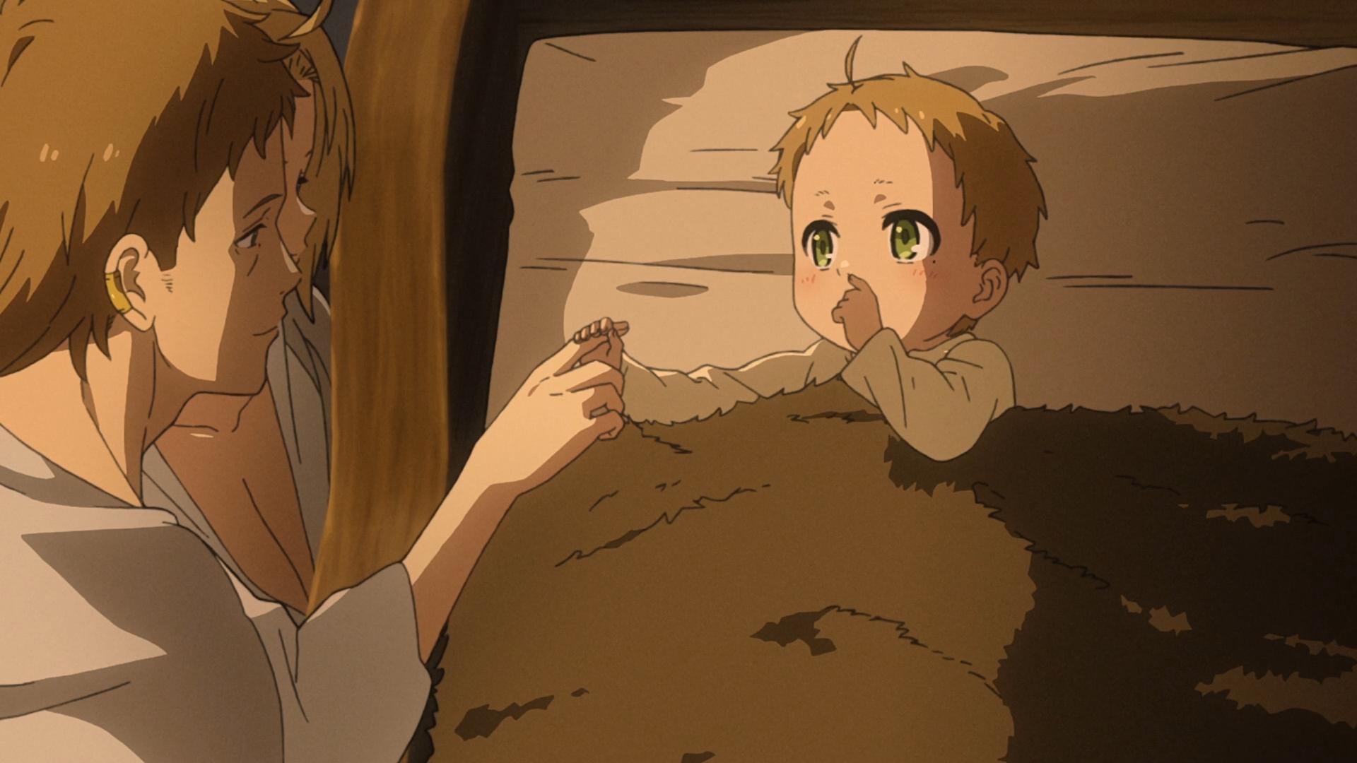 Mushoku Tensei Episode 01