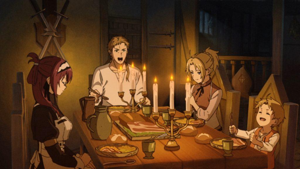 Mushoku Tensei Family