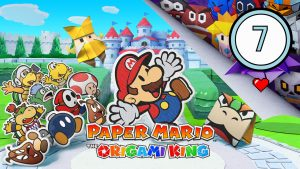Test – Paper Mario : The Origami King