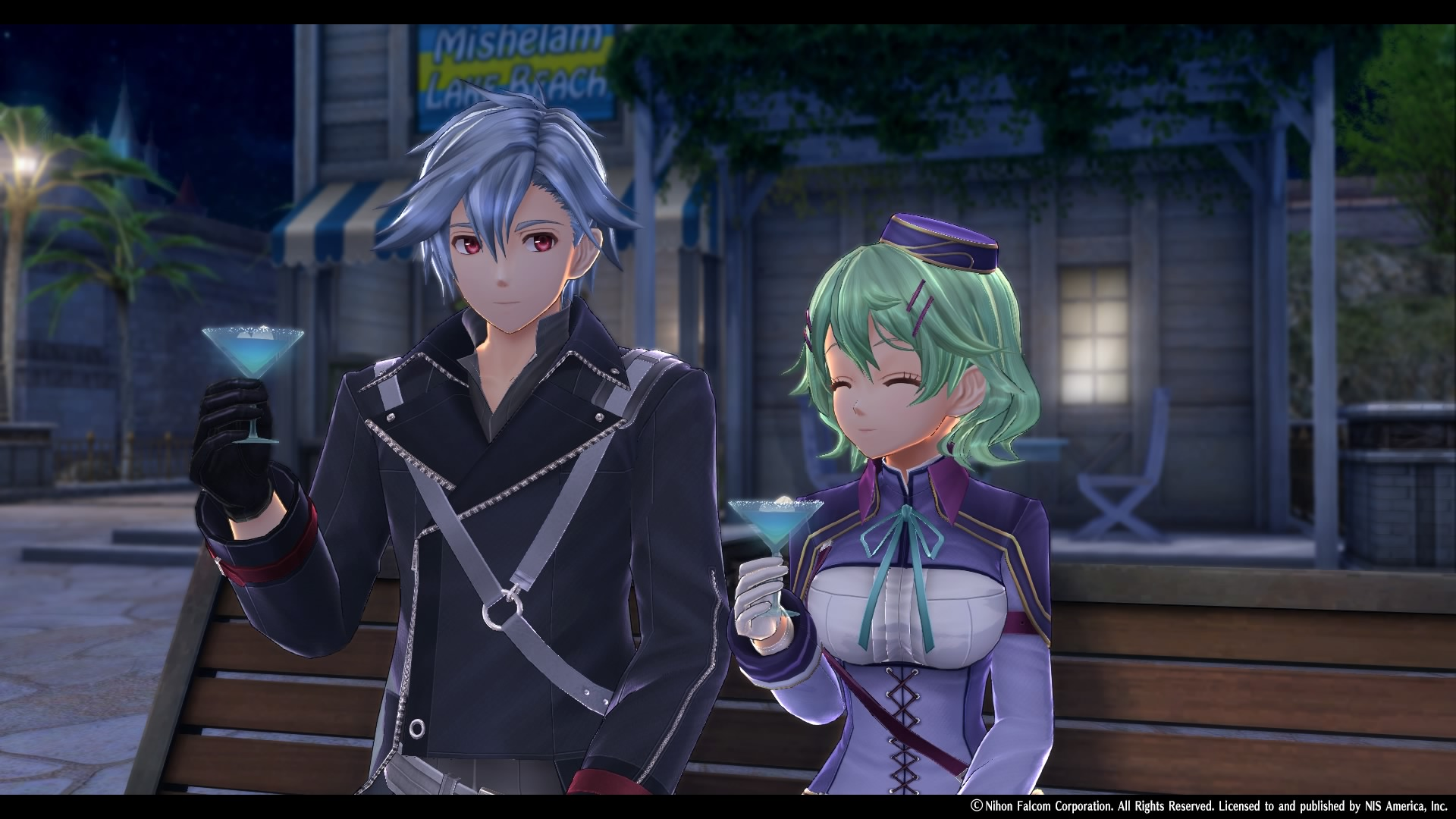 The Legend of Heroes: Trails of Cold Steel IV Bonding Point