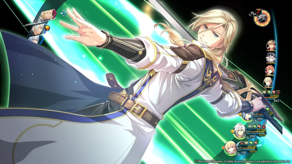 The Legend of Heroes: Trails of Cold Steel IV Rufus