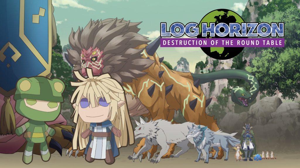 Log Horizon Entaku Houkai Episode 07 Eyecatch