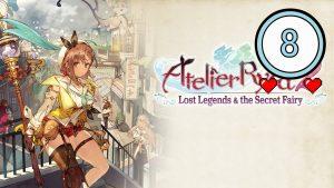 Test – Atelier Ryza 2 : Les Légendes Oubliées & Le Secret de la Fée