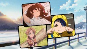 Bilan Anime Hiver 2021 de l'Equipe (Partie I) – Les 5 nouveaux animes incontournables