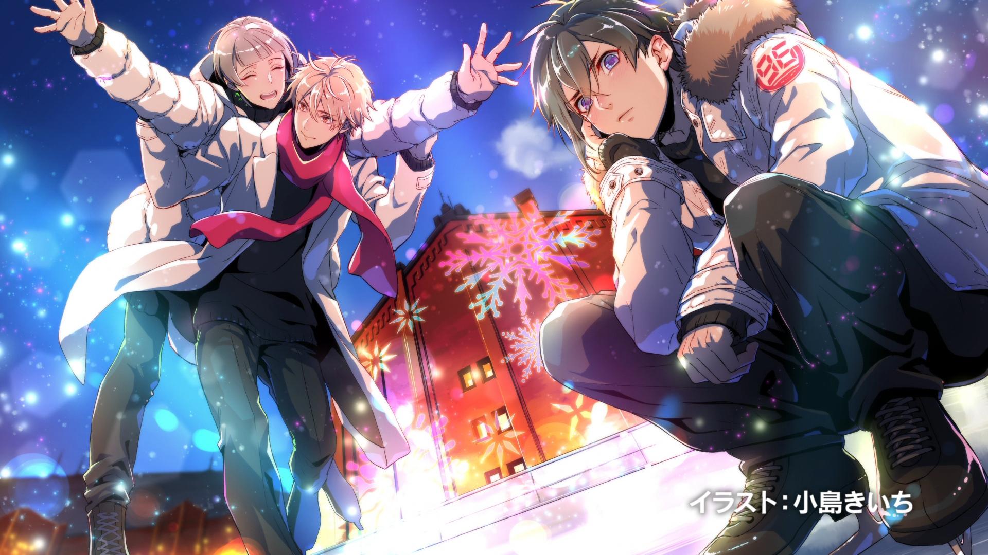I★CHU Episode 12 Endcard Kojima Kiichi