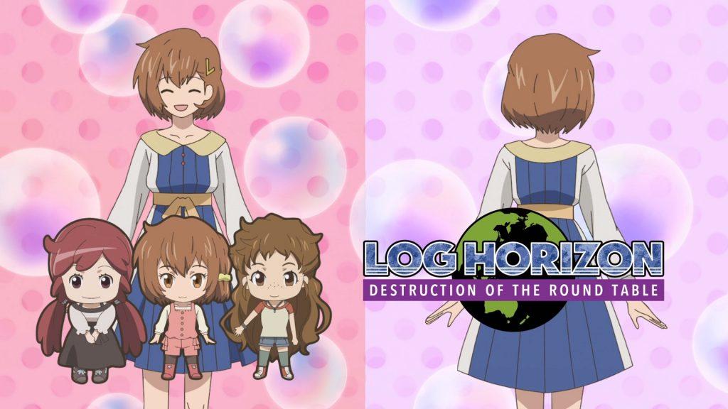 Log Horizon Entaku Houkai Episode 09 Eyecatch