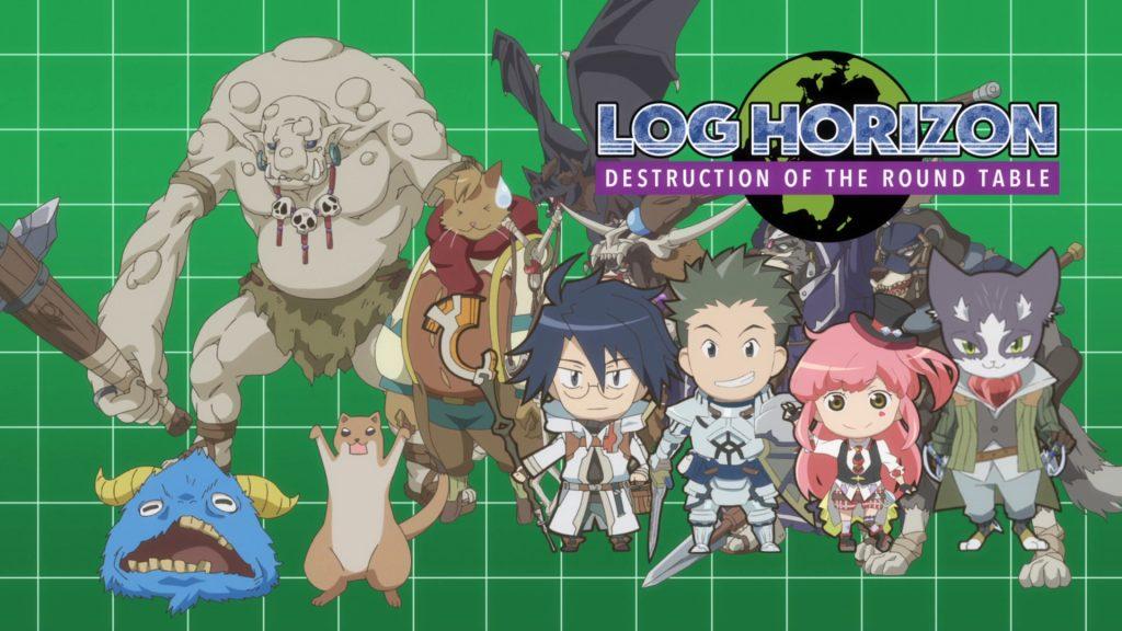 Log Horizon Entaku Houkai Episode 10 Eyecatch