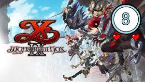 Test – Ys IX : Monstrum Nox
