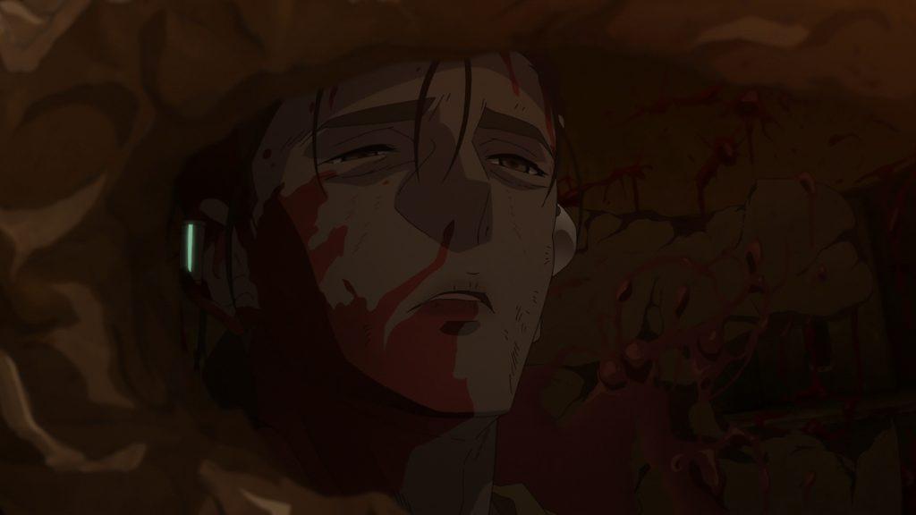 86 anime dead