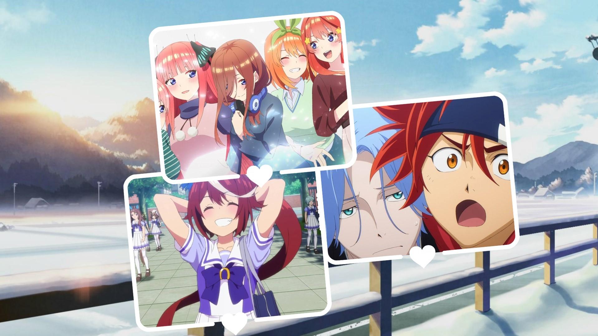 Bilan Anime Hiver 2021