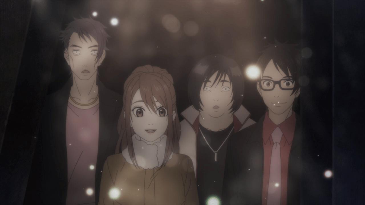 Mashiro no Oto Yuna friends