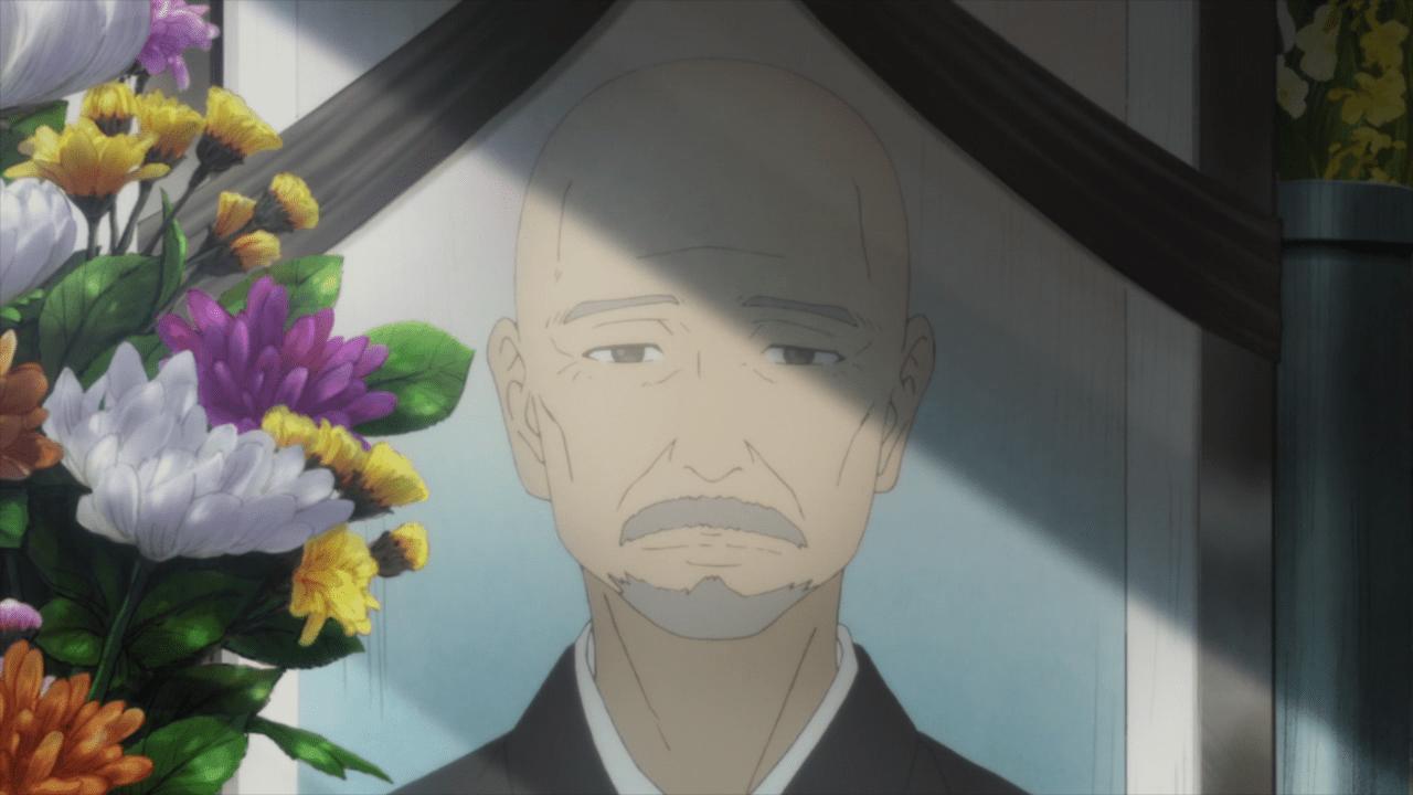 Mashiro no Oto grandfather Setsu death