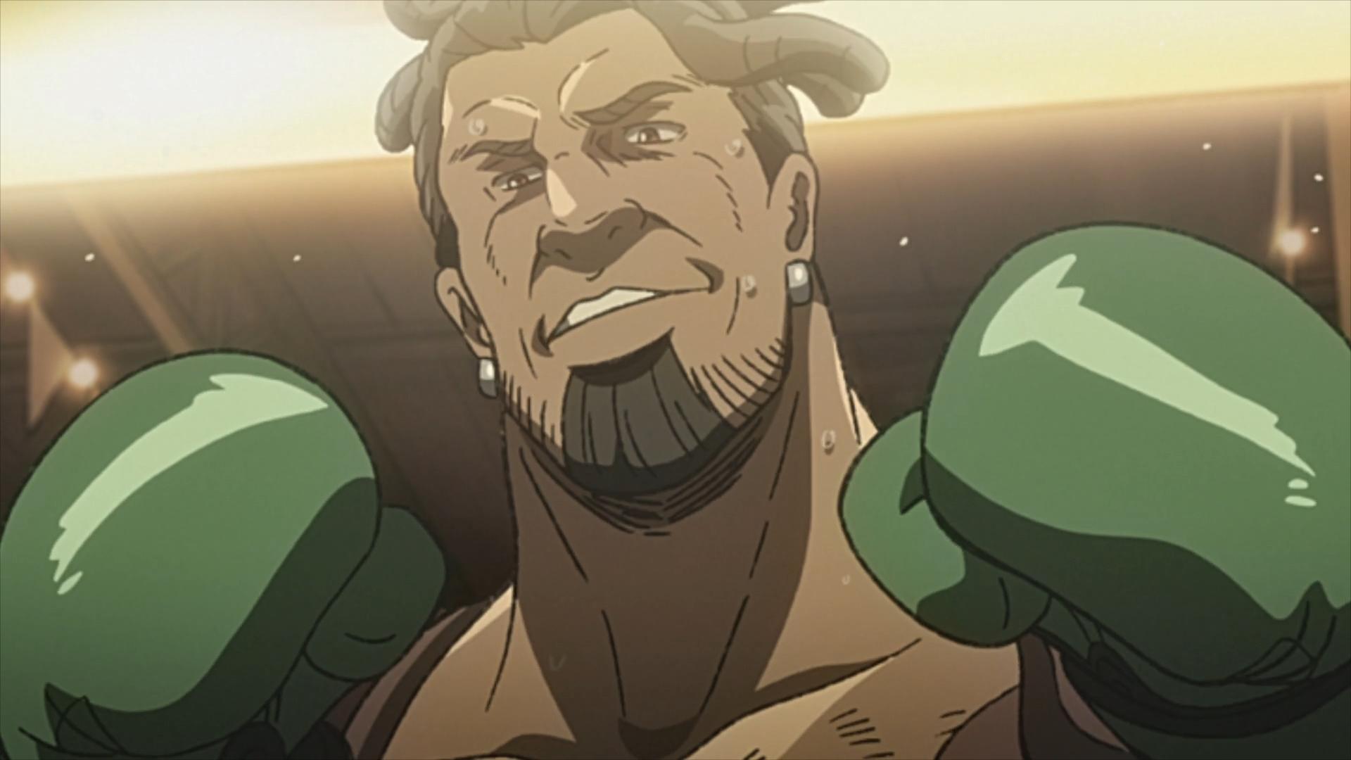 Megalo Box S2 Chief