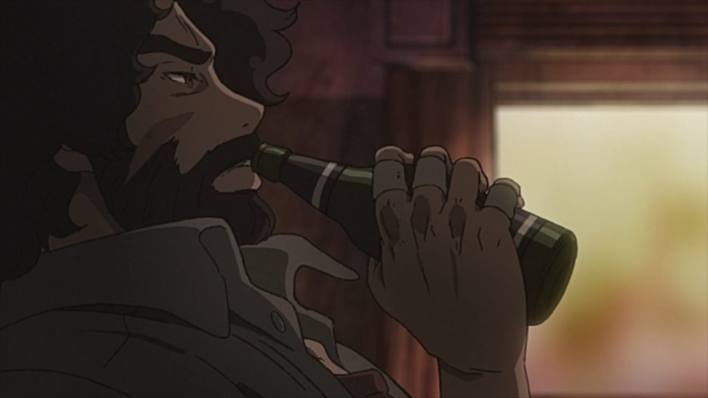 Megalo Box S2 Nomad anime
