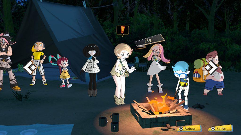 World's End Club Camp